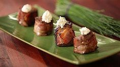 Mini Fillet Mignon Wrapped in Bacon with Horseradish Crème - LifeStyle FOOD