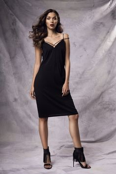 Dress Bellezza | Andrea Sauter Swiss Fashiondesign | Exclusive Collection Winter 2016/2017 | Photo by Ellin Anderegg 2017 Photos, Exclusive Collection, Winter, Fashion Design, Black, Dresses, Shades, Gowns, Black People