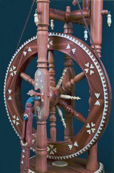 Spinnrad / Drechseln / Lesergalerie - Holzwerken