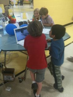 connecting together w/ tech, learning doesn't have to be a 1:1 experience