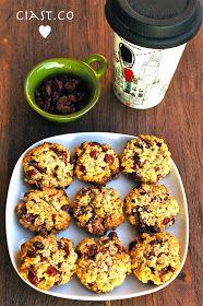 Ciast.Co: Ciasteczka owsiane z żurawiną Cereal, Muffin, Sugar, Breakfast, Milk, Food, Morning Coffee, Essen, Muffins