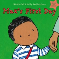 Dealing With Feelings: Max's First Day $10.99