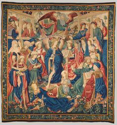 Queen Gertrude would pin this article after Hamlet killed Polonius behind the arras (tapestry) and she had a deep yearning to get rid of the old one and have a new one made because it always brought back old memories. The fact that Gertrude could have an arras simply made with the blink of an eye is a great luxury and that is why this pin relates to the board.