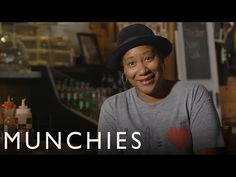 Creole Grilled Cheese & Gluten Free Soul Food: Chef's Night Out in LA with Alisa Reynolds owner/chef of My Two Cents - YouTube//// Lord deliver me to the the Gluten-free mac and cheese and fried chicken!!
