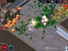 Alien Shooter 1 PC Games Gameplay