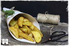 As várias faces da Ginja: Batatas mediterrâneas no forno