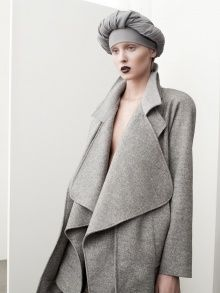 the coat!  BY_THOMAS