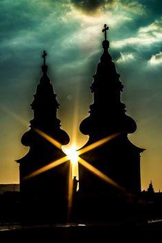 Az Egyetemi Kisboldogasszony templom. Budapest. Hungary. Foto: Kardos Ildikó
