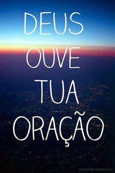 Deus ouve tua oração! #Deus_Abencoe_Voce #Abencoe #Deus