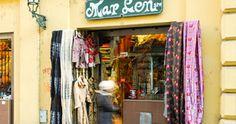 MAR LEN - Praha obchod s látkami