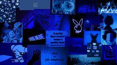Blue Aesthetic Wallpaper Desktop