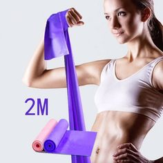Exercise Equipment Resistance Bands Elastic Pull Up Band Expander Yoga Pilates Training Stretch Band Gym Sport Fitness Workout Yoga Pilates, Pilates Training, Resistance Workout, Resistance Band Exercises, Body Exercises, Mens Fitness, Yoga Fitness, Workout Fitness, Fitness Band