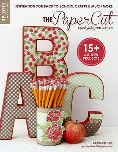 Paper cut  Scrap magazine