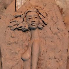 Clay relief