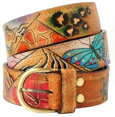 Amazon.com: Anuschka Small Belt: Clothing