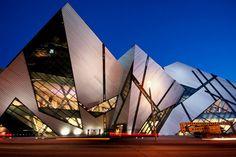Royal Ontario Museum, Daniel Libeskind