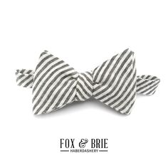 Birch Bow Tie | Fox & Brie
