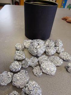 My Catch A Star Classroom!: BLAST OFF!!! Moon rock throw
