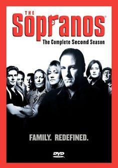 Warner The Sopranos: The Complete Second Season