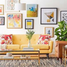 27 Awesome Colorful Apartment Decor Ideas And Remodel For Summer Project. If you are looking for Colorful Apartment Decor Ideas And Remodel For Summer Project, You come to the right place. Living Room Decor Eclectic, Living Room Decor Colors, Colourful Living Room, Funky Home Decor, Room Wall Decor, Cozy Living Rooms, My Living Room, Home Decor Styles, Living Room Designs