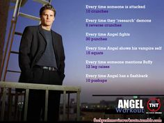 Angel T.V. Workout! Want to see more workouts like this one? Follow us here.