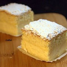 Magic Cake - I'm fascinated by this custard/cake concoction!  The recipe is in Spanish, but between Google translator and a video, I think I can do it!
