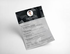 "Check out new work on my @Behance portfolio: ""Poly CV"" http://on.be.net/1JM0ujN"