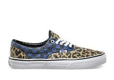 Loving the new Van Doren Era leopard checker. 83760a039