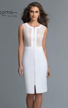 046c5c12d Saboroma 4185 Vestido - MissesDressy.com Vestidos Modestos, Vestidos De  Encaje, Camisa De