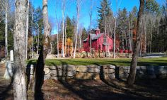 Our barn, The Bennin