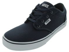 Vans Boys' Kids' Atwood Sneaker Pre/Grade School - http://shop.dailyskatetube.com/?post_type=product&p=2808 -  Stay your taste having a look contemporary within the Atwood skate shoes by Vans. This skate-impressed low-most sensible shoe will add that absolute best touch of casual cool to any outfit. Lace-up front, metal eyelets Padded tongue and collar Textured rubber outsole supplies traction and -