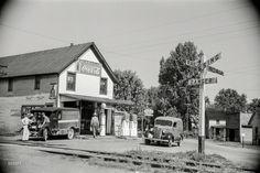 Railroads Vintage Photos