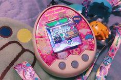 Sanrio x Tamagotchi M!X, Sanrio, Tamagotchi Mix, Tamagotchi, Gudetama, Kuchipatchi
