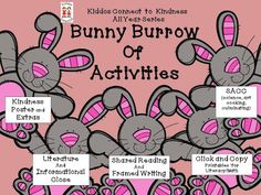 Some Bunny Thinks You Are Kind! (and a freebie too!)