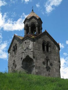 The Haghpat Monastery, Armenia is a religious complex founded in the 10th century and included in the UNESCO World Heritage List