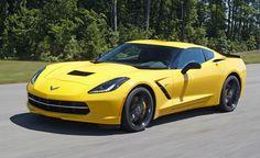 2014 #Chevrolet #Corvette #Stingray Z51 #Performance Estimates Revealed! Chevrolet Corvette Stingray, 2014 Corvette, Corvette America, Corvette Summer, Yellow Car, Sweet Cars, Car And Driver, Hot Cars, Dream Cars