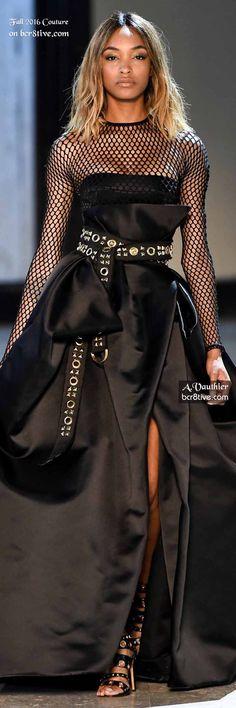 d6da8d9b98a91 Alexandre Vauthier - The Best Fall 2016 Haute Couture Fashion Alexandre  Vauthier
