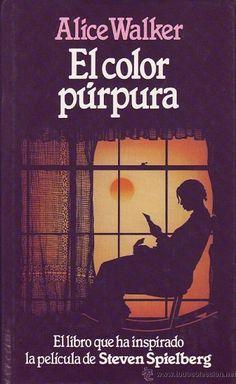 El color púrpura, Alice Walker, 1982.