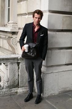 #ManAboutTown
