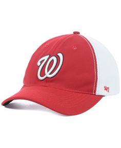 a22272e5fc5  47 Brand Washington Nationals MLB Draft Day Closer Cap Men - Sports Fan  Shop By Lids - Macy s
