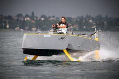 Hydros HY-X Yacht 1