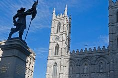 notre dame montreal | Notre Dame - Montreal | Favorite Places