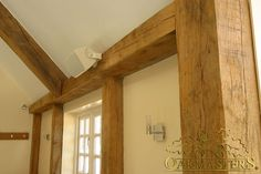 Brick and oak pool building in Sussex - Oakmasters