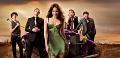 TV-MA ~ Comedy, Crime, Drama = Weeds - 2005-2012