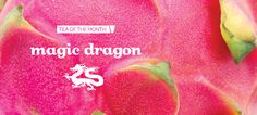 Magic Dragon - A Tangy Tropical Blend With Dragon Fruit, Apple, Rosehip, Hibiscus And Blackberry Leaves | DavidsTea