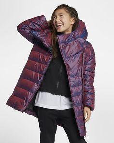 Nike Sportswear Older Kids' (Girls') Down Jacket