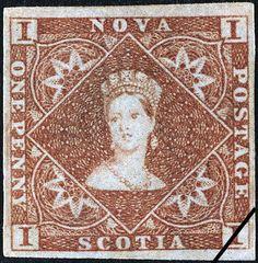 Sello%3A%20Queen%20Victoria%20(Nueva%20Escocia)%20(Pence%20Issue)%20Mi%3ACA-NS%201%2CSn%3ACA-NS%201%20%23colnect%20%23collection%20%23stamps 20 Pence, Queen Victoria, Stamp Collecting, Ephemera, Crochet Baby, Mona Lisa, Nova Scotia, Artwork, Paper
