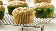 Looking to cut grains out of your diet but still need a go-to treat?  Try these delicious muffins; you'll never miss the flour!