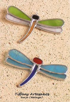 Colgantes de libélula no. 22