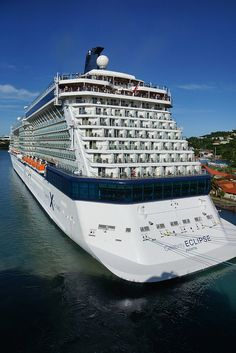 Celebrity Eclipse cruise ship | Flickr - Photo Sharing!